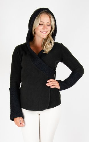 Titti Short Knit - Black
